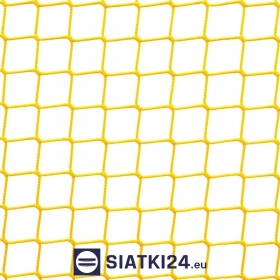 Siatka zabezpieczająca do ochrony - siatka na kontenery - 10 x 10 / 4