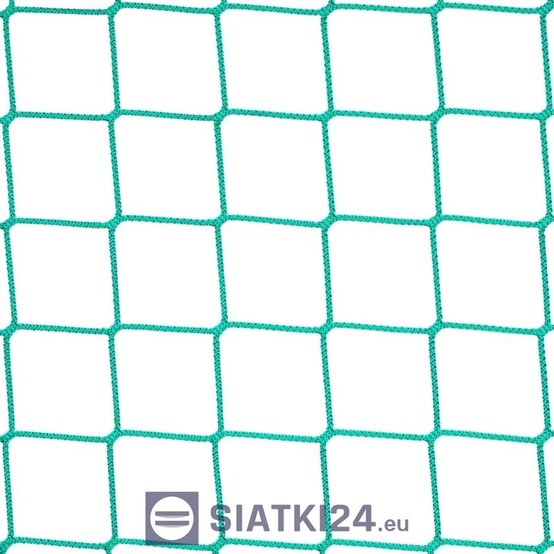 Siatka ze sznurka - Piłkochwyty gra w nogę - 10 x 10 / 4